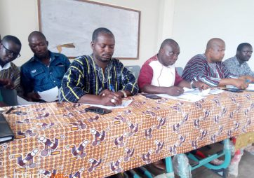 CISCM Ghana On Wa Poly Campus